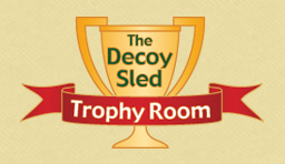 Wild Turkey hunting Trophy Room